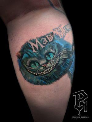 Cheshire cat from Alice in Wonderland #realism #photorealism #colorportrait #realistictattoo #colorrealism #cheshirecattattoo #AliceinWonderlandtattoo #aliceinwonderland