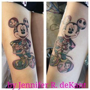 #disneytattoos #MickeyMouse #disneytattoo