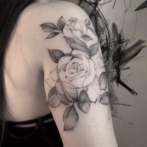 #botanical #roses #danilodelfino