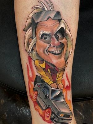 Tattoo by Black 13 Tattoo Parlor