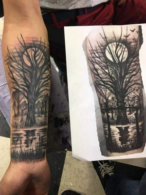 #treeoflife #treetattoos #foresttattoo
