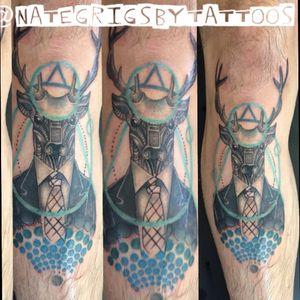 #tattoooftheday #tattoomagazine #blackandgreytattoo #tattoolifemagazine #seattletattoo #seattletattoos #tattoooftheday