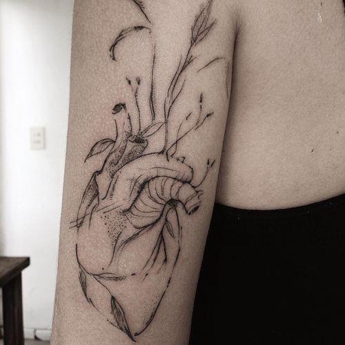 #modern #danilodelfino #heart