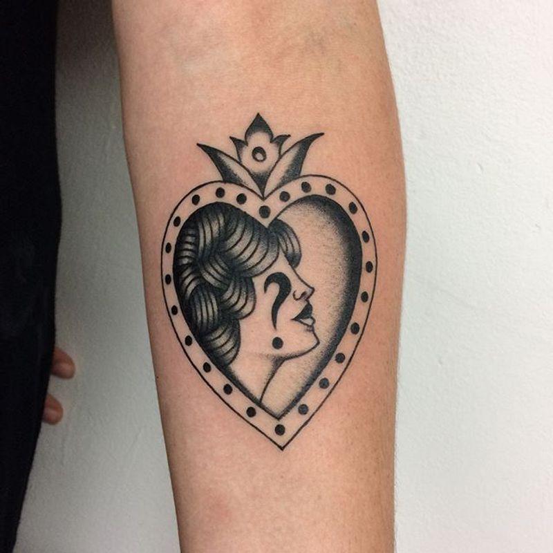 Tattoo from Oskar