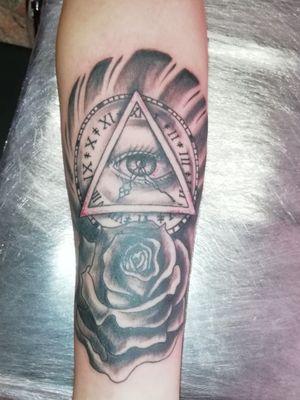 #mydreamtattoo #illuminati 👑🤘