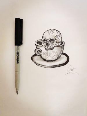 New sketch 🌹