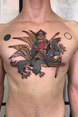 Tattoo from Al Boy