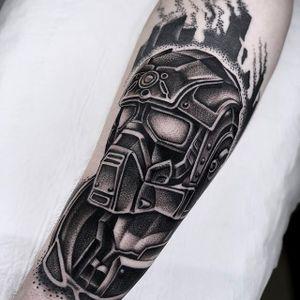 Tattoo from Michelich