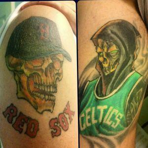 Red Sox, Celtics, Boston, MLB, NBA