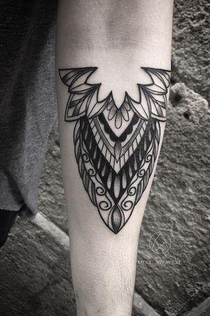 Geometric piece
