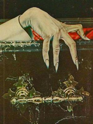 Dracula hand