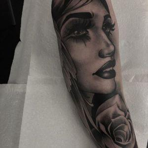 Tattoo from Blake Byrnes