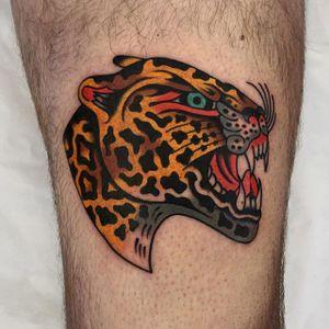 Tattoo from Luke Jinks