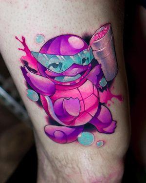 Squirple Squad 🐢 #squirtle #pokemon #gottacatchemall #squirple #nintendo #gamefreak #pokeball #codeine #pint #purpledrank