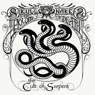 Album Cover by Joao Bosco #JoaoBosco #TheCultoftheSerpent #serpent #snake
