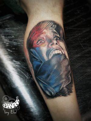 By Ela #tattoobanana #tattoo #inked #tattooed #tattooink #inkedup #tattoos #tatuajes #tattoolife #tattooartist #thurles #tatuaze #worldfamousink #sabretattoosupplies #eztattooing #irelandtattoostudio #tattooshop #inkbooster #realistic #murdermystery #women