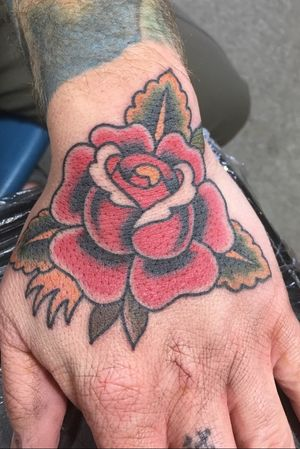 Tattoo from Ricky Willgues