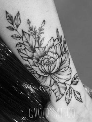 #tattooart #tatouages #tattoist #gvozdtattoo