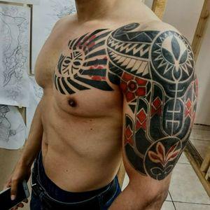 #maoritattoo #maoristyle
