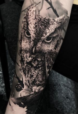 Work done during the second day at the Concention tattoo Clermont Ferrand in France