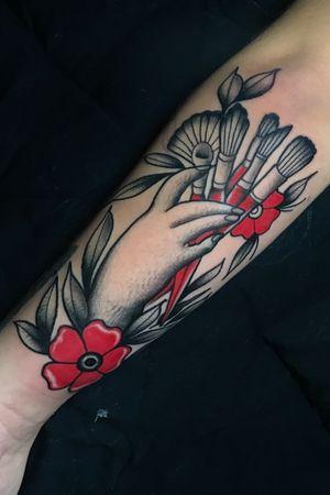 +miami +tattoo +wynwood +victoriantattoo