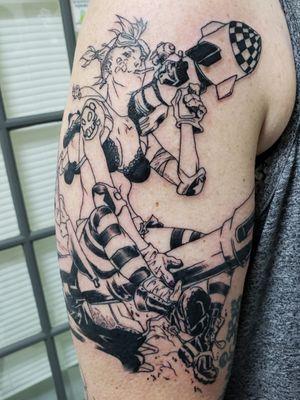 Tattoo by Aliens Ink Tattoo