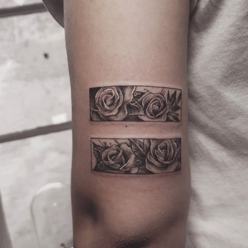 #tinyroses #roses #rosetattoo #RoseTattoos