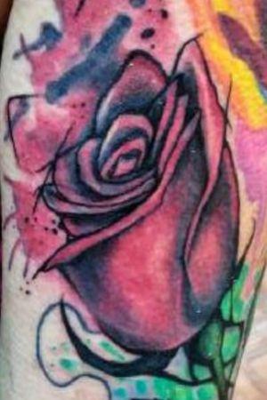 Watercolor Tat2