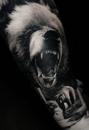 Bear piece