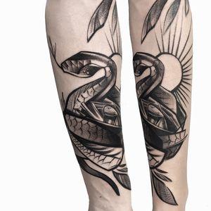 Tattoo from Drukarz