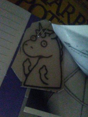 Cutie chan unicorn