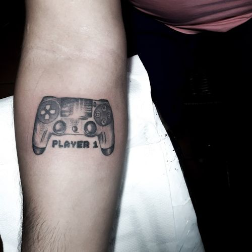 #controle  #Controller #controllers #playstation  #PlayStationTattoos