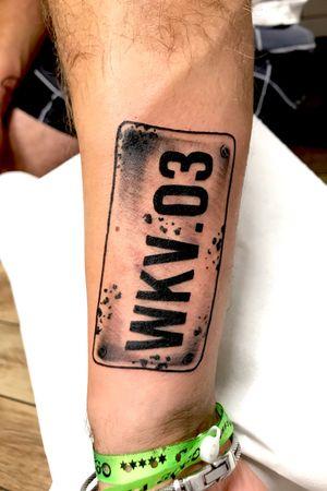 #greywash #ink #tattoo