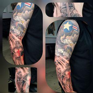 Tattoo from James Bennett