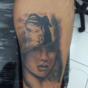 #realiatictattoo #tatuagemrealista #womentattoo #women #realismo
