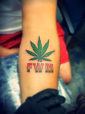Weed plant #fwm