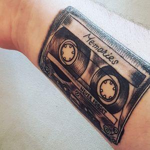 #memories #neverforget #compact #cassette