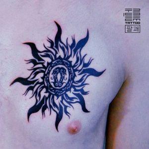 Еще одна тату для @yevheniipokyta 🤘 один из пазлов большого общего проекта... (Март 2017) ... Надеюсь скоро увидимся 😉 ... #тату #tattoo #tokyoghoul #inkedsense #tattooist #кольщик