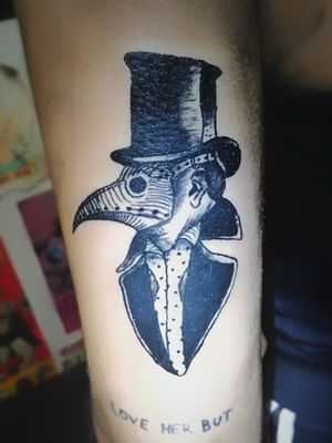 #tattooflash #flash #tattoodesign #tattooideas #doctor #mask #pest #blackwork #linework #artwork #design #modern