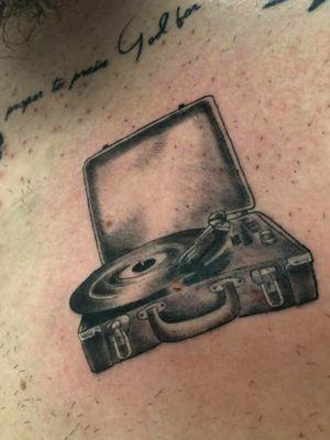 Fun record player