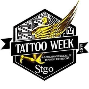 First Tattoo Week international in Santiago - Chile.