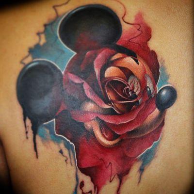 #MickeyMouse