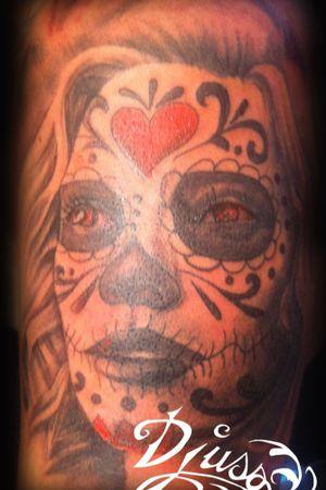 Tattoo by Tatouage Calypso