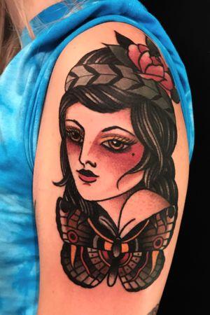 Tattoo from @derickmontez