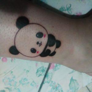 Panda 1er tatoo