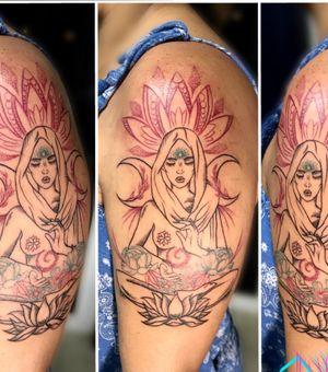 Mother Nature #mothernature #mandala #gaia #Goddess