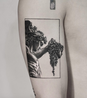 Tattoo by Bran.d #Brand