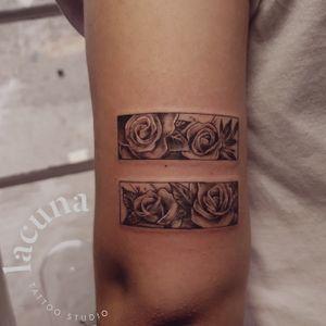 #roses #rose #tinytattoo
