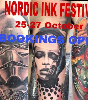 #nordicinkfestival#arttattoo#InkTattoo#bodyarttattoo
