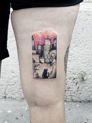 #kuro #kurotrash #tattoo #tattooing #tattoos #tattooed #tattooer #black #blackandwhite #blackwork #blackworkers #ink #inked #darkartists #darkart #dark #onlythedarkest #blackarts #blackink #graphic #line #tattooart #tattooartist #vienna #wien #watercolor #shark #geometric #grey #newyork #landscape #watercolor